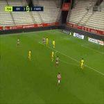 Reims [3]-1 Nantes - Mathieu Cafaro 74'
