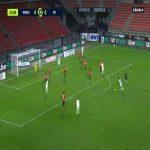 Rennes 0-1 Marseille - Pape Gueye 24'