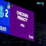 VAR Reverses Ayoze Perez PK vs Everton