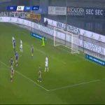 Verona 0-1 Sampdoria - Albin Ekdal 41'
