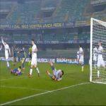 Verona [1]-2 Sampdoria - Mattia Zaccagni penalty 70'