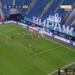 Zenit [2]-1 Spartak Moscow - Yaroslav Rakitsky 73'