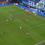 Zenit [3]-1 Spartak Moscow - Artem Dzyuba 90'+3'