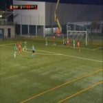 AD San Juan 0-1 Granada - Kenedy 1'