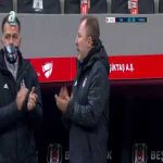 Beşiktaş 1-0 Tarsus İdman Yurdu - Valentin Rosier 30'