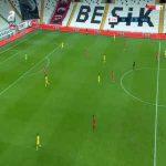 Besiktas 3-0 Tarsus - Guven Yalcin 56'