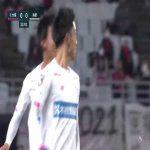 Cerezo Osaka 0-(1) Sagan Tosu - Yuta Higuchi nice free kick goal