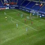Llanera 0-1 Celta Vigo - Lauti 41'
