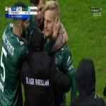 Śląsk Wrocław 2-0 Warta Poznań - Bartłomiej Pawłowski 54' (Polish Ekstraklasa)