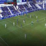 UCAM Murcia 0-1 Betis - Martin Montoya 44'