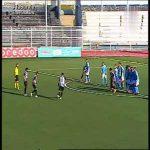 Wifak Sétif [1]-0 Nedjm Magra - Youcef Laouafi free kick goal 24' (Algerian league)