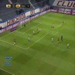 Nacional 1-[3] River Plate [agg. 1-5] - Bruno Zuculini 50'