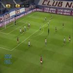 Nacional 2-[5] River Plate [agg. 2-7] - Rafael Santos Borré 73'