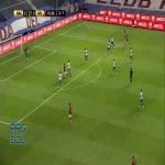 Nacional 2-[6] River Plate [agg. 2-8] - Rafael Santos Borré 80'
