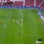 Atletico Madrid [2] - 0 Elche - Luis Suárez 58'