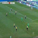 Eintracht Braunschweig 0-1 Greuther Fürth - Sebastian Ernst 50'