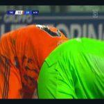 Leonardo Bonucci (Juventus) goal line clearance 45'