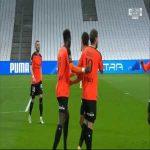 Marseille 0-1 Reims - Yuto Nagatomo OG 20'