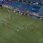 Molde 3-0 Sarpsborg 08 - Ohi Omoijuanfo 38'