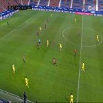Osasuna 1-[3] Villarreal - Gerard Moreno 86'