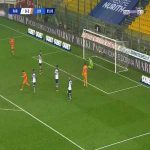 Parma 0 - [4] Juventus - Alvaro Morata 86'