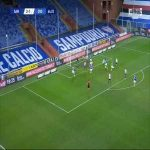 Sampdoria [3]-1 Crotone - Fabio Quagliarella 65'