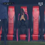 Sevilla 1-0 Real Valladolid - Lucas Ocampos PK 31'