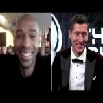 """You earned it"" - Thierry Henry congratulates Robert Lewandowski for winning Best FIFA Men's Player 2020"