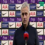 """Mourinho: """"With the result it looks like the opponent was in control and was better than us, but that's not the reality. Our performance was not good but it wasn't like they deserved to win or we deserved to lose """"   Post-Match Interview"""
