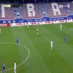 Ramos tackle vs SD Eibar 90'