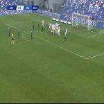 Sassuolo [1]-2 Milan - Domenico Berardi FK 89'