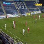 Slovácko 2-0 Viktoria Plzeň - Stanislav Hofmann 50'