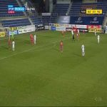 Slovácko 3-0 Viktoria Plzeň - Lukáš Sadílek 80'