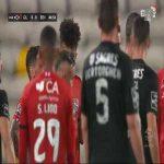 Ygor Nogueira (Gil Vicente) second yellow card vs. Benfica (45')