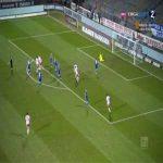 Karlsruhe 0-1 Hamburger SV - Bakery Jatta 3'