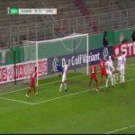 Augsburg 0-[1] RB Leipzig - Willi Orbán 10'