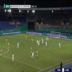 Braunschweig 0-2 Dortmund - Jadon Sancho 90'+2'