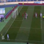 Damac 0 - [1] Abha — Karim Aouadhi 9' — (Saudi Pro League - Round 9)