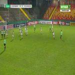 Elversberg 0-3 Monchengladbach - Lars Stindl 35'