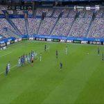 Real Sociedad 0-1 Atlético Madrid - Mario Hermoso 49'