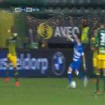 ADO Den Haag 0-1 PEC Zwolle - Mike van Duinen 51'