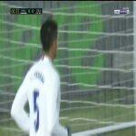 Antonio Puertas miss vs. Real Madrid