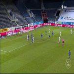 FC Luzern 0-[2] FC Basel | 36' Kasami (Great Goal!)