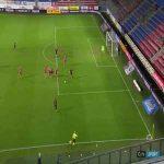 Plzen 0-[1] Slavia Praha - Stanciu 26'