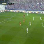 Real Madrid 2-0 Granada: Karim Benzema goal 90+3'