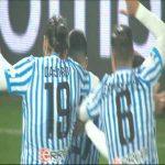 Spal 1 -0 Lecce - Gabriel Strefezza 79' nice goal