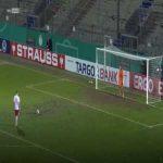 Wehen vs Regensburg - Penalty shootout (2-4)