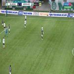 Palmeiras [1] - 1 América-MG | 45'+4 Gustavo Gomez | Copa do Brasil