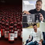 To celebrate Messi's record, Budweiser are sending out a personalized bottle to each goalkeeper Messi has scored past in his career, with some GK's getting more than one. All bottles will include a different number, which would refer to Messi's goal tally.