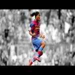 8 minutes of Barca's Ronaldinho destroying his opponents